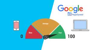 google sayfa hızı testi